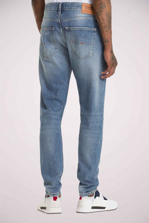 Tommy Jeans Jeans tapered denim DM0DM05299_911ORION MB RI img2