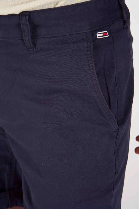 Tommy Jeans Shorts blauw DM0DM05444002_002BLACK IRIS img4