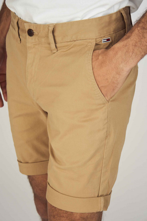 Tommy Jeans Shorts beige DM0DM05444246_246 TIGERS EYE img6