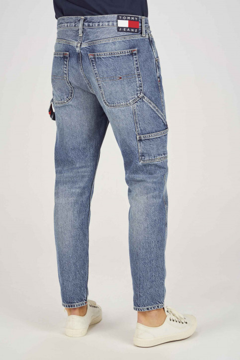 Tommy Jeans Jeans tapered denim DM0DM05801_911PARK LBLUE img3
