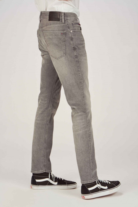 Jeans slim grijs DM0DM05864_911DYN MLT GR img6