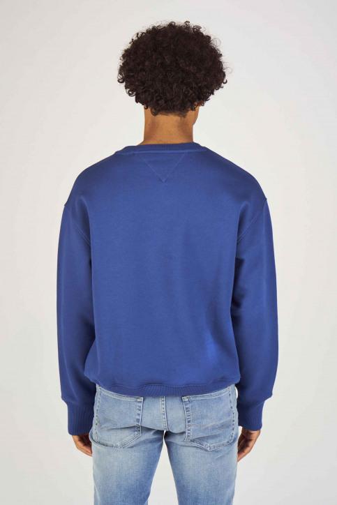 Tommy Jeans Sweats col O bleu DM0DM05945434_434 LIMOGES img3