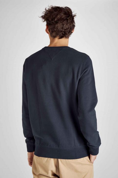 Tommy Jeans Sweaters met ronde hals blauw DM0DM06589_002 BLACK IRIS img3