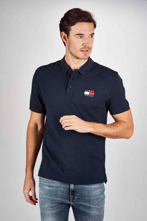 Tommy Jeans T-shirts (manches courtes) bleu DM0DM07456_CBK BLACK IRIS img1