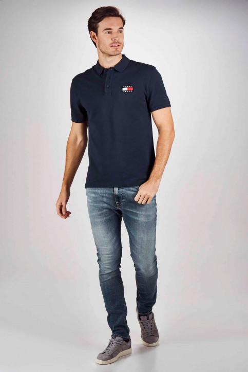 Tommy Jeans T-shirts (manches courtes) bleu DM0DM07456_CBK BLACK IRIS img2