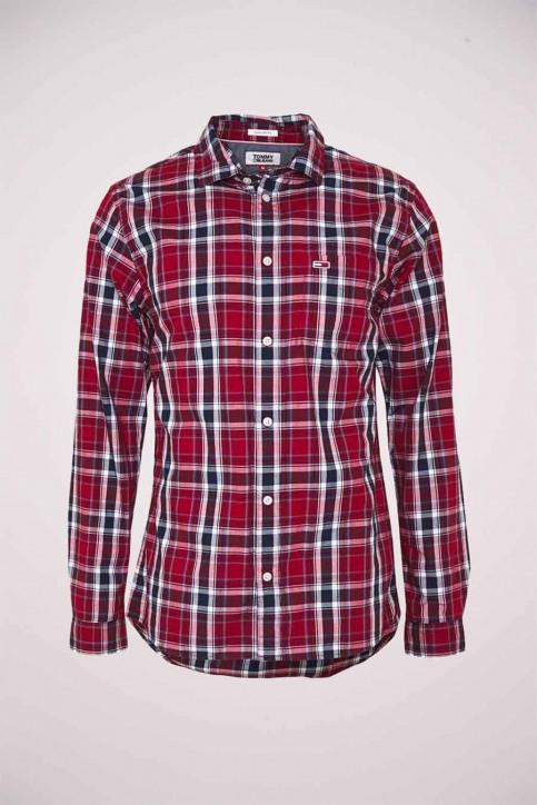 Tommy Hilfiger Hemden (lange mouwen) bordeaux DM0DM08392XLK_XLK WINE RED img1