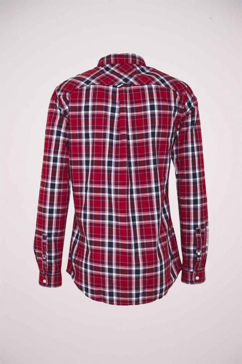 Tommy Hilfiger Hemden (lange mouwen) bordeaux DM0DM08392XLK_XLK WINE RED img2