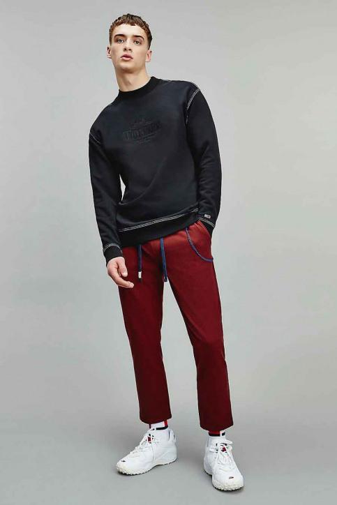 Sweaters met ronde hals zwart DM0DM08722BDS_BDS BLACK img2