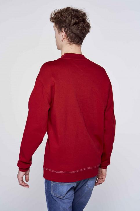 Tommy Hilfiger Sweaters met ronde hals bordeaux DM0DM08722XLK_XLK WINE RED img3