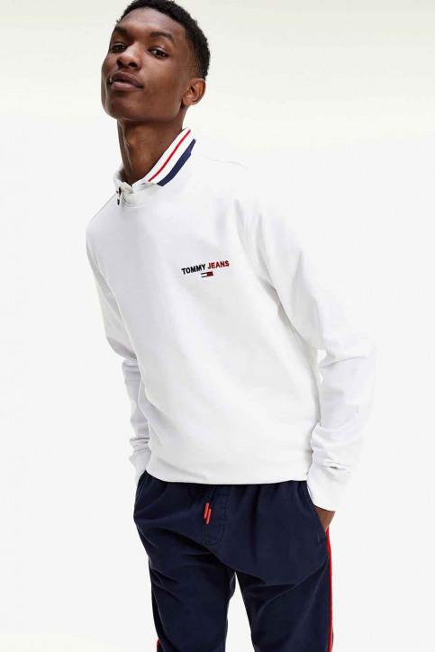 Sweaters met ronde hals wit DM0DM08729YBR_YBR WHITE img1
