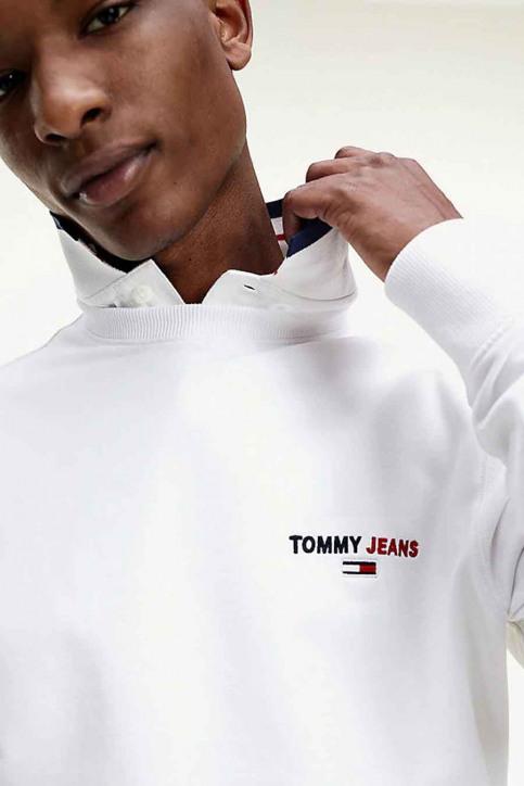 Sweaters met ronde hals wit DM0DM08729YBR_YBR WHITE img3