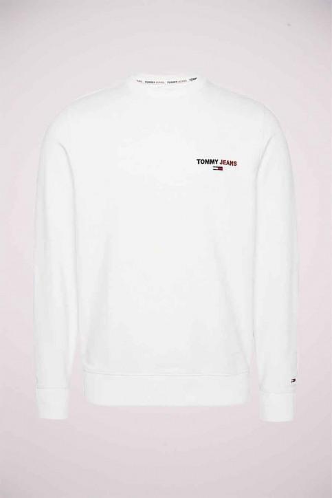 Sweaters met ronde hals wit DM0DM08729YBR_YBR WHITE img4