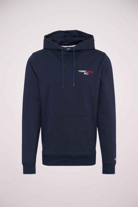 Tommy Jeans Sweaters met kap blauw DM0DM08730C87_C87 TWILIGHT NA img3
