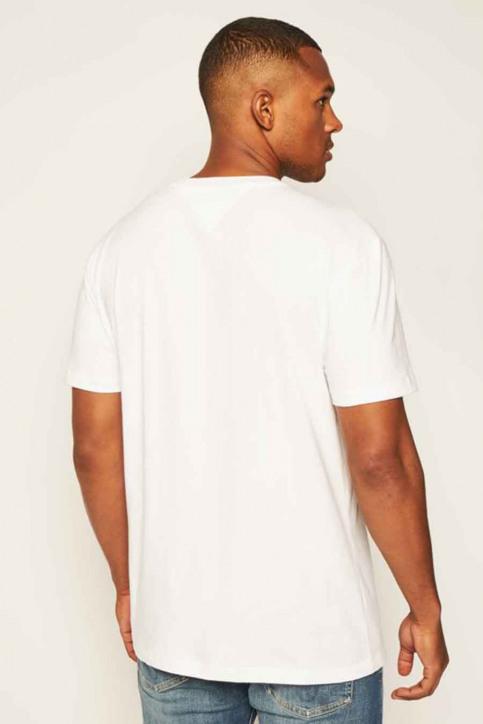 T-shirts (korte mouwen) wit DM0DM08793YBR_YBR WHITE img3