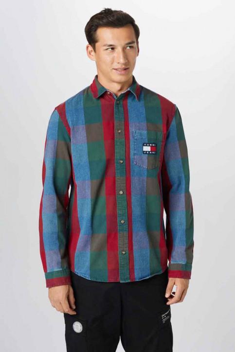 Tommy Hilfiger Hemden (lange mouwen) denim DM0DM093991A5_1A5 MID INDIGO img1