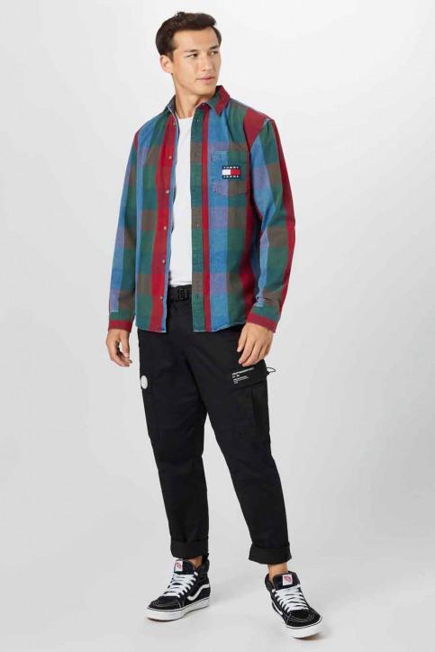 Tommy Hilfiger Hemden (lange mouwen) denim DM0DM093991A5_1A5 MID INDIGO img2