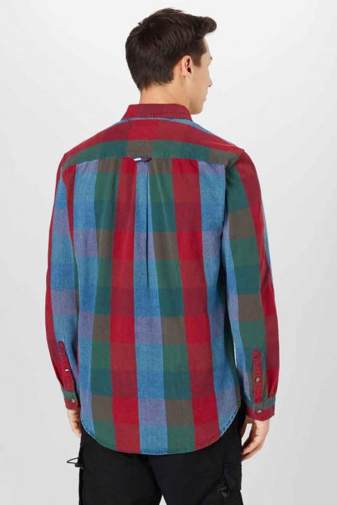 Tommy Hilfiger Hemden (lange mouwen) denim DM0DM093991A5_1A5 MID INDIGO img3
