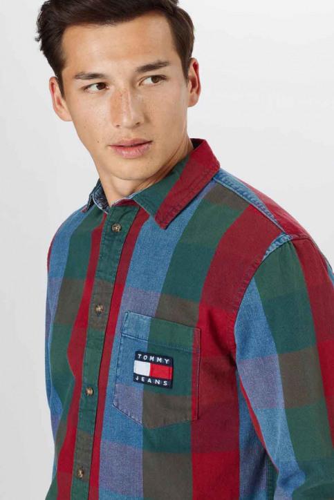 Tommy Hilfiger Hemden (lange mouwen) denim DM0DM093991A5_1A5 MID INDIGO img4