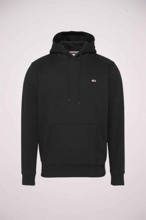 Tommy Jeans Sweaters met kap zwart DM0DM09593_BDS BLACK img5
