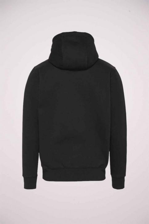 Tommy Jeans Sweaters met kap zwart DM0DM09593_BDS BLACK img6