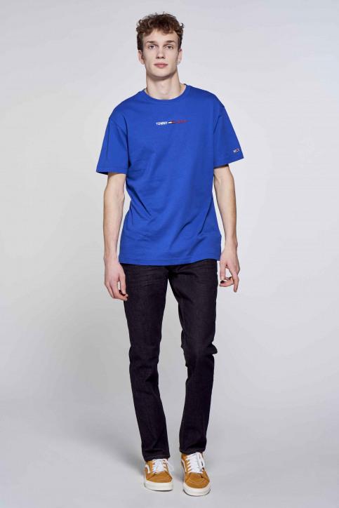 Tommy Jeans T-shirts (korte mouwen) blauw DM0DM10219C65_C65 COBALT img1