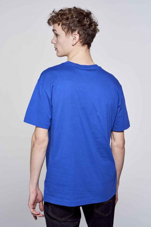 Tommy Jeans T-shirts (korte mouwen) blauw DM0DM10219C65_C65 COBALT img3