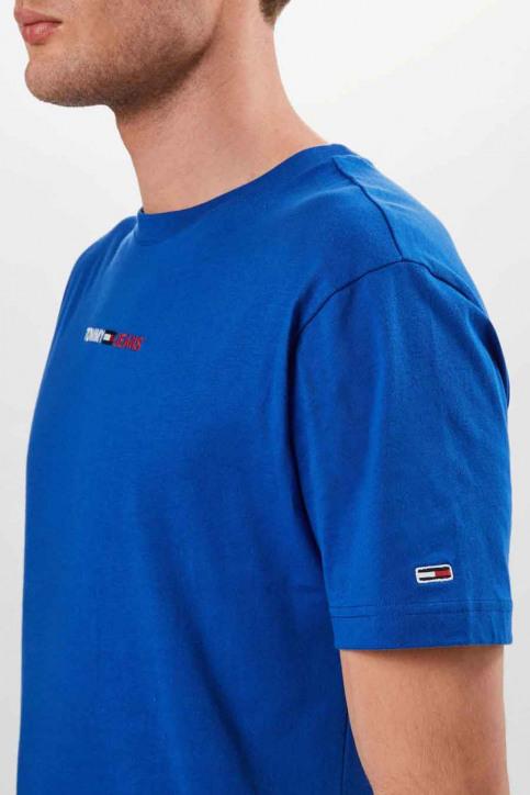 Tommy Jeans T-shirts (korte mouwen) blauw DM0DM10219C65_C65 COBALT img4