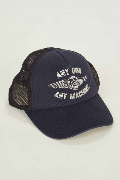 Casquettes DMS87674NVY_NAVY img1