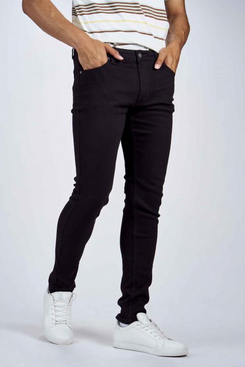 DENIM PROJECT Jeans slim noir DP1000001_001 BLACK img1