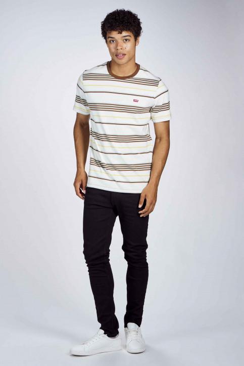 DENIM PROJECT Jeans slim noir DP1000001_001 BLACK img2