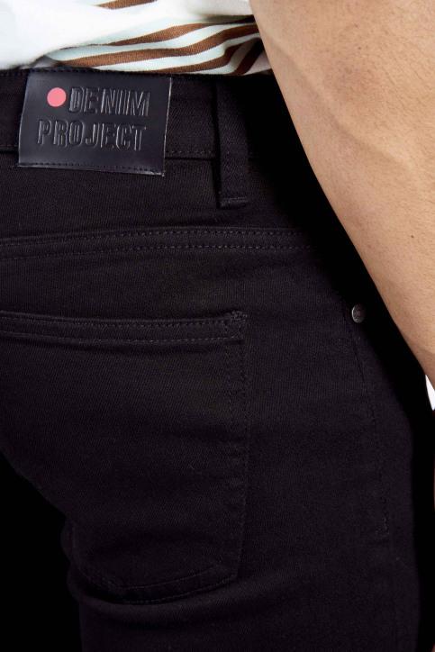 DENIM PROJECT Jeans slim noir DP1000001_001 BLACK img4