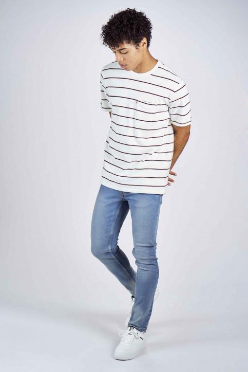 DENIM PROJECT Jeans slim denim DP1000044_044 LIGHT BLUE img2