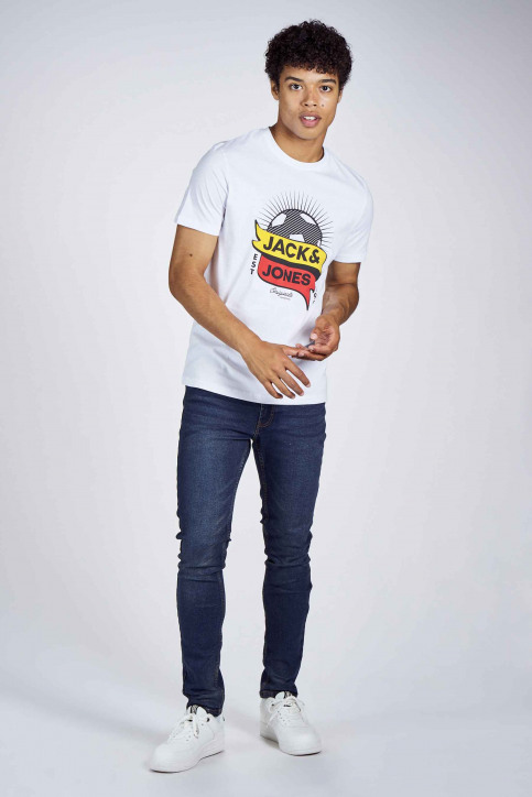 DENIM PROJECT Jeans slim denim DP1000045_045 VINTAGE BLU img6