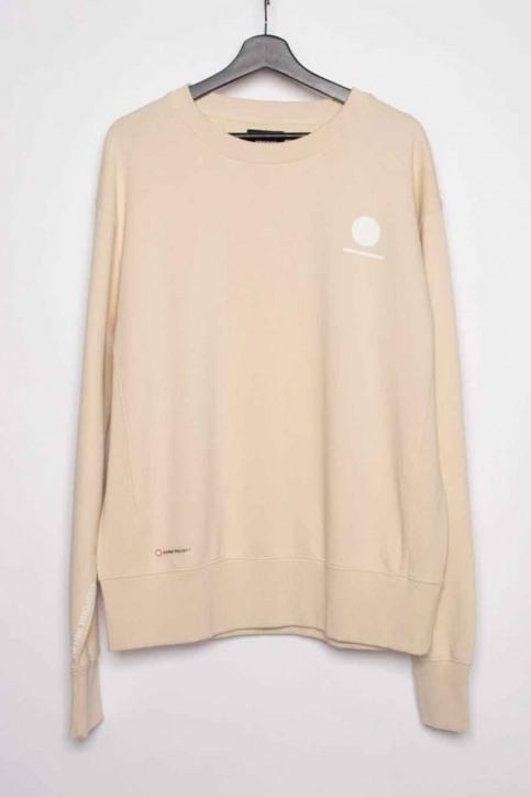 DENIM PROJECT Sweaters met ronde hals beige DP5015_128 IVORY img1