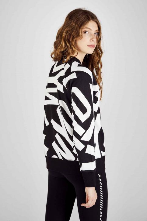 DKNY Sweaters met ronde hals zwart DP9T6719_BLACK img3