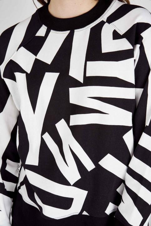 DKNY Sweaters met ronde hals zwart DP9T6719_BLACK img4