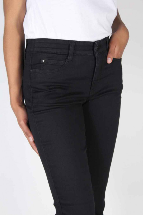 MAC Jeans straight zwart DREAM JEANS_D999BLACKBLACK img5