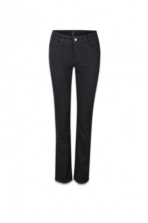 MAC Jeans straight zwart DREAM JEANS_D999BLACKBLACK img8