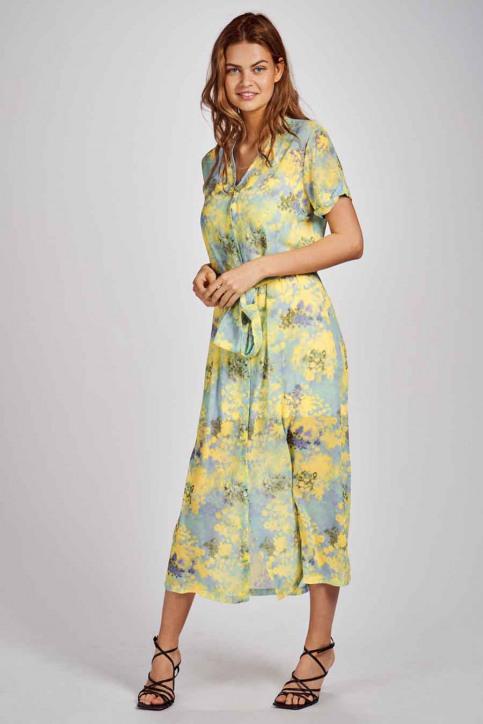 BELLITA Robes longues multicoloré DREE_P05 IMPRIME img1