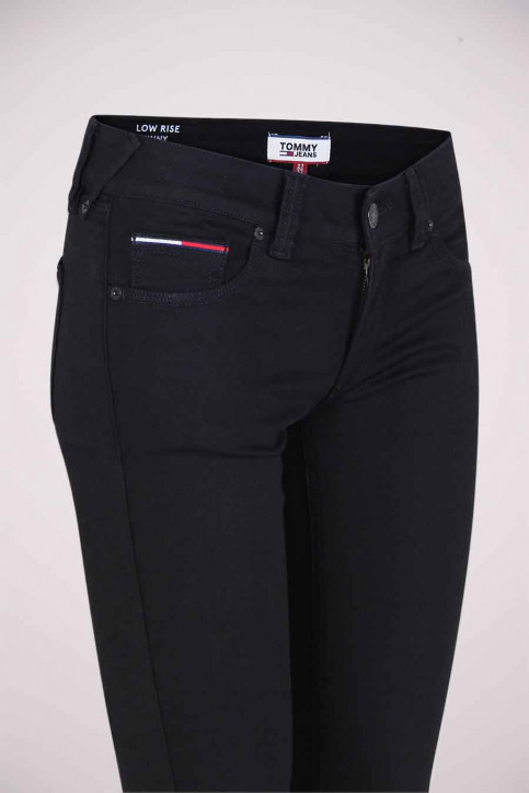 Tommy Jeans Jeans skinny zwart DW0DW04408_945DANA BL STR img5