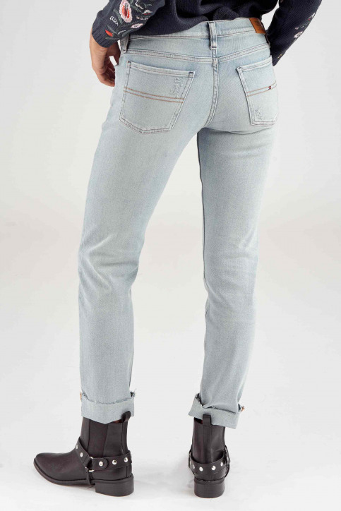 Tommy Jeans Jeans slim denim DW0DW05030_911FLASH LB D img3