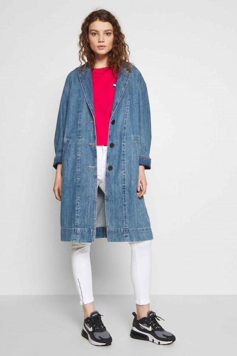 Tommy Jeans Tops (autres) rouge DW0DW06813XIF_XIF BLUSH RED img2