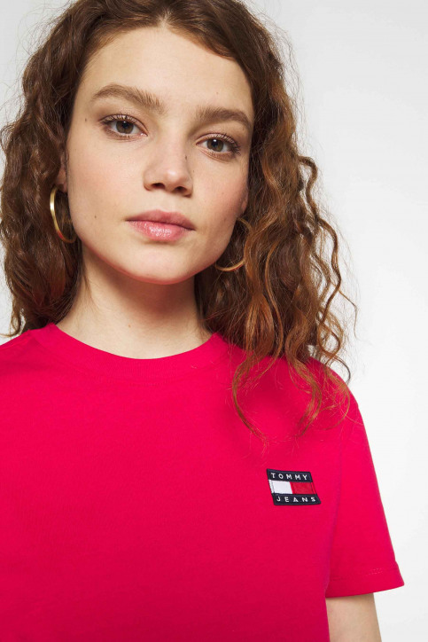 Tommy Jeans Tops (autres) rouge DW0DW06813XIF_XIF BLUSH RED img3