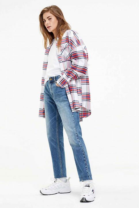 Tommy Jeans Jeans slim denim DW0DW06859_911 CARE MIX BL img1