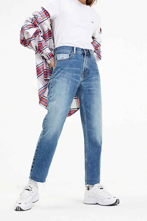 Tommy Jeans Jeans slim denim DW0DW06859_911 CARE MIX BL img2