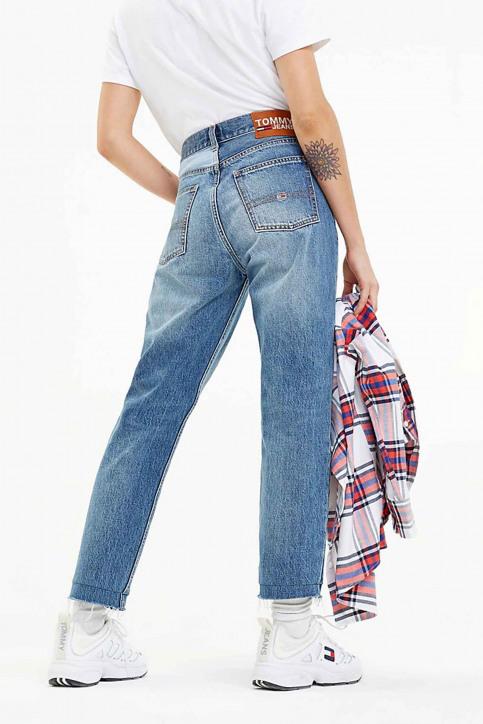 Tommy Jeans Jeans slim denim DW0DW06859_911 CARE MIX BL img3