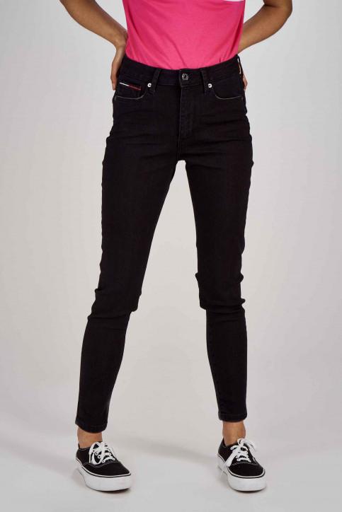 Tommy Jeans Jeans skinny noir DW0DW07730_1BZ DYN STATE B img2