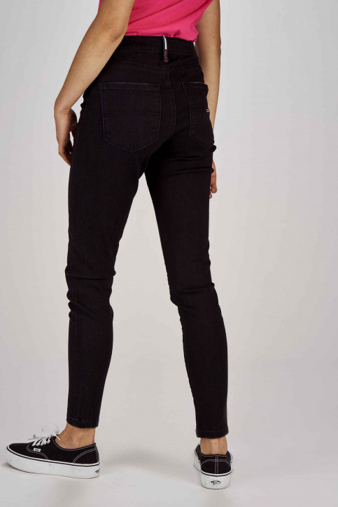 Tommy Jeans Jeans skinny noir DW0DW07730_1BZ DYN STATE B img3