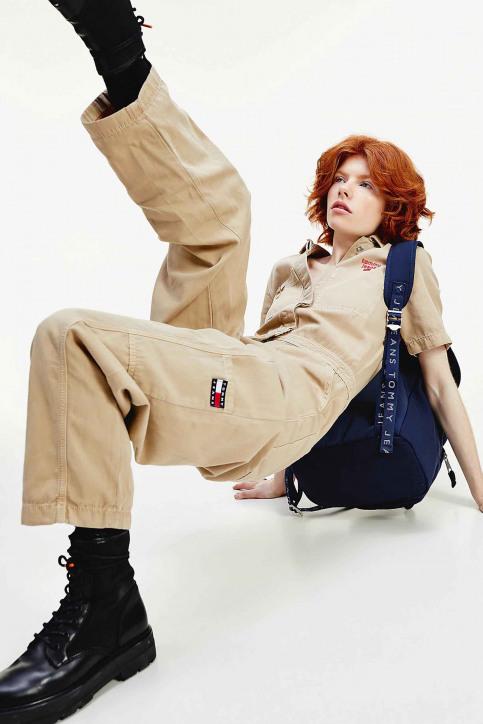 Tommy Jeans Jumpsuits beige DW0DW081921CD_1CD SILT CANVAS img1