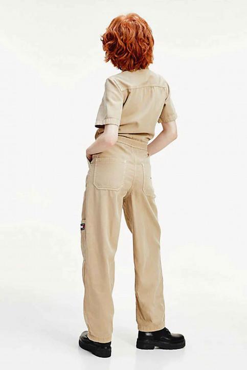 Tommy Jeans Jumpsuits beige DW0DW081921CD_1CD SILT CANVAS img2